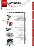 Télécharger le catalogue électroportatif - Page 3
