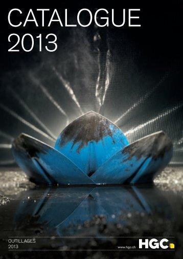 Catalogue Outillages 2013 - HG Commerciale