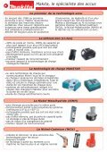 Makita - Commerce de Fer SA - Page 4