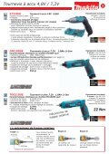 Makita - Commerce de Fer SA - Page 5