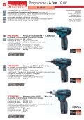 Makita - Commerce de Fer SA - Page 6