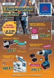3312 FBQ Electro 3 volets 16-04.indd - Descours & Cabaud