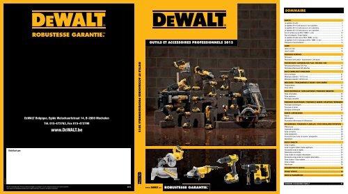 Balais Charbon Charbons pour DeWalt dcs331//DCS 331 Type 2 Sans Support