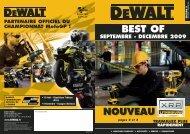 best of septembre - decembre 2009 - Acbat