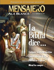 Cimentados en la fe - Church of God of Prophecy