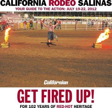 Rodeo Salinas 2012 - The Salinas Californian