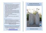 Syndicat Intercommunal du Cimetière des Joncherolles du ...