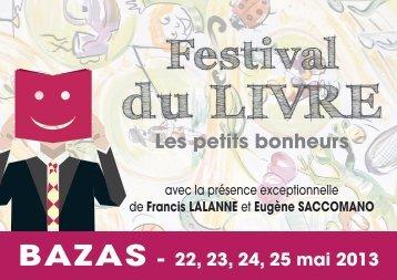 Festival du Livre - Adrien Felsmann