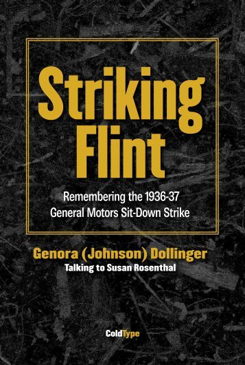 Striking Flint - ColdType