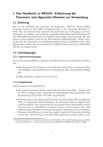 Handbuch - Universität Bielefeld