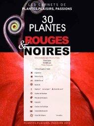 ROUGES NOIRES - Château de la Roche-Guyon