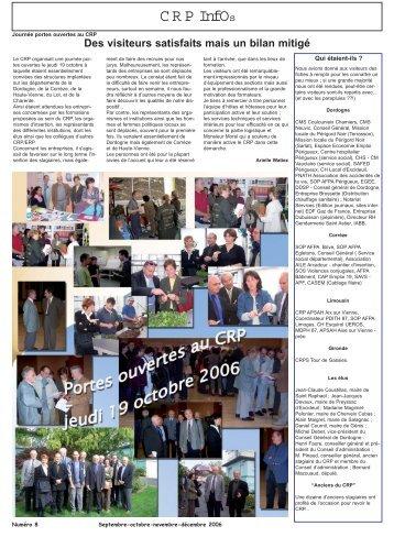 journal n°8b.qxp - CRP de Clairvivre