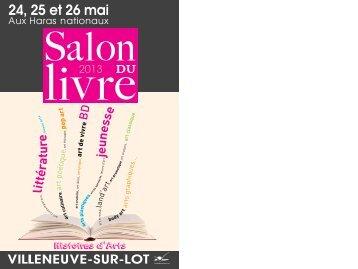 Téléchargez ici le programme détaillé du Salon ... - Villeneuve sur Lot