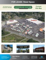 FOR LEASE: Retail Space - Wakefield Properties