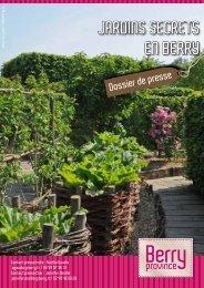 JARDINS SECRETS EN BERRY - Berry Province