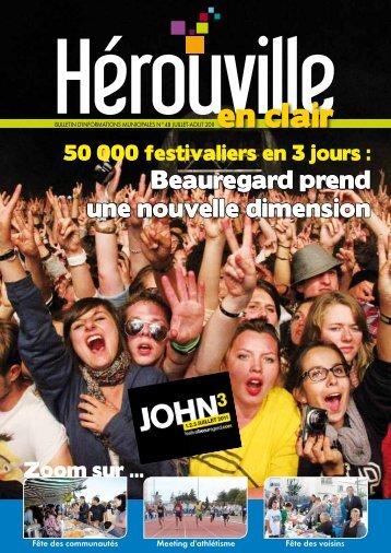 Bulletin juillet-août 2011 - Hérouville Saint-Clair