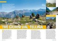 Bormio, dans les Alpes italiennes, à la frontière de la ... - valtellinatrial