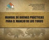 manual de buenas prácticas para el manejo de los toros - ufrgs