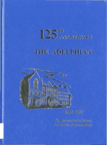 St. Bon's of the Fifties - Memorial University's Digital Archives ...