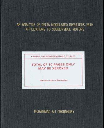 2 - Memorial University's Digital Archives