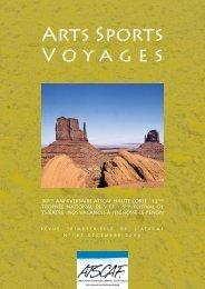 Arts Sports Voyages - Atscaf