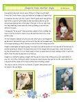 BICHONS BITS AND BYTES - Bichon FurKids Rescue - Page 4