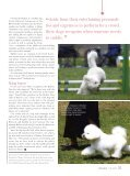to read an article about care and the Bichon Personality from the - Page 6