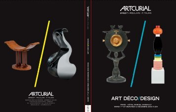 Télécharger le catalogue en PDF - Artcurial