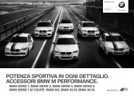 MPerformance CHit Titel.indd - BMW