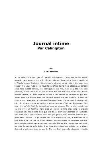 journal intime 8x - Rêves de femme