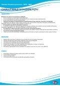 Les chantiers d'insertion - Province sud - Page 2