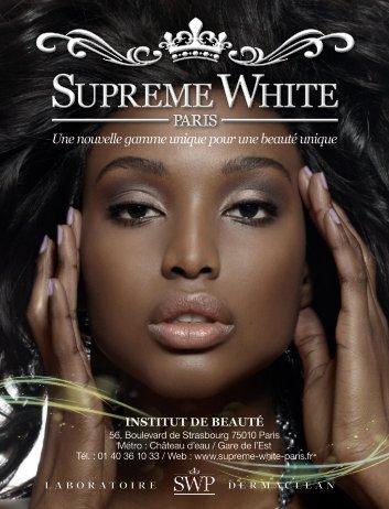 Téléchargez notre catalogue au format PDF - Supreme-White-Benin