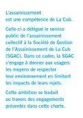 Charte Usagers - L'Eau de La Cub - Page 3