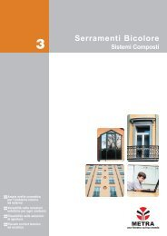 Serramenti Bicolore - Alcover.It