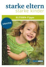 starke eltern - ZIEL:MARKETING – Verlag