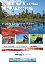 Ho Chi Minh City - Columbus-Essen