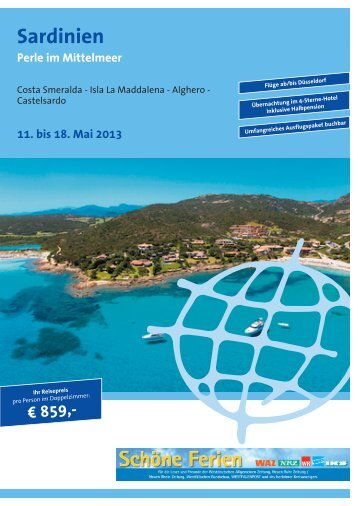 Sardinien - Columbus Reisen