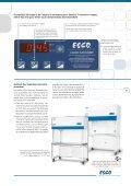 Hottes à flux laminaire, horizontal et vertical - Page 3
