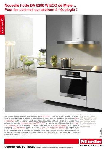 Bien choisir sa hotte de cuisine inspiration cuisine - Cuisine action catalogue ...