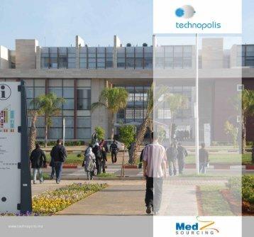 Plaquette de présentation - Technopolis