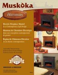 electric Fireplace Mantel Manteau de cheminée Électrique repisa de ...