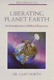 Liberating Planet Earth