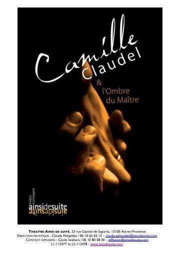 ombre du maître - Camille Claudel