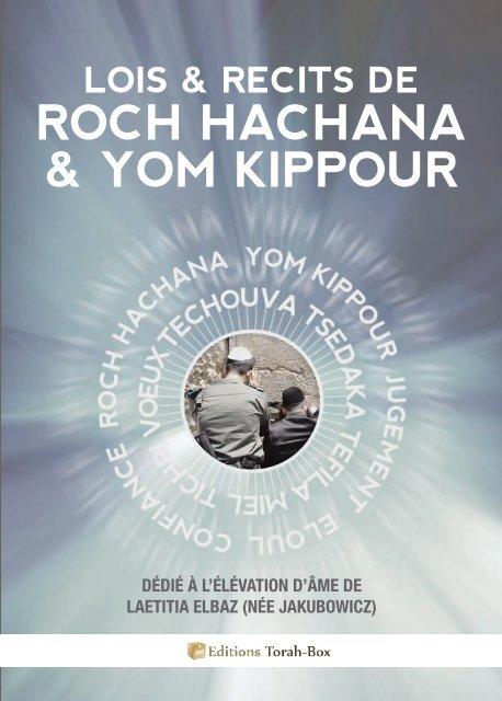 lois & recits de roch hachana & yom - Torah-Box.com