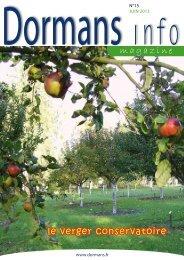 Au format PDF - Dormans en Champagne