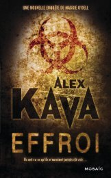 Alex Kava - Rtbf