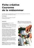 Couronne de la midsommar - Ikea - Page 2