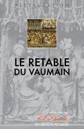 Plaquette le retable du Vaumain, collection Patrimoine restauré en ...