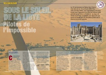 Cap sur Tripoli. pdf - Aviation et Pilote