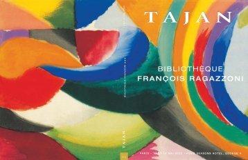 Bibliothèque François Ragazzoni - Tajan